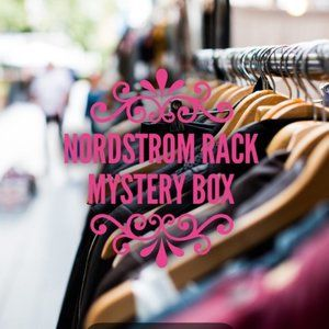 8 Piece NWT & NWOT Nordstrom Clothing Mystery Box